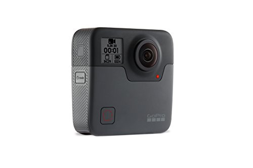 Gopro Fusion Actioncam 360 Grad Camera Gimbal Test