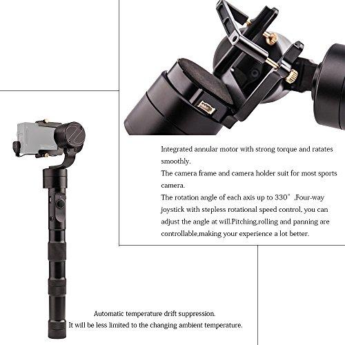 zhiyun z1 evolution 3 achsen handheld gimbal stabilisator. Black Bedroom Furniture Sets. Home Design Ideas